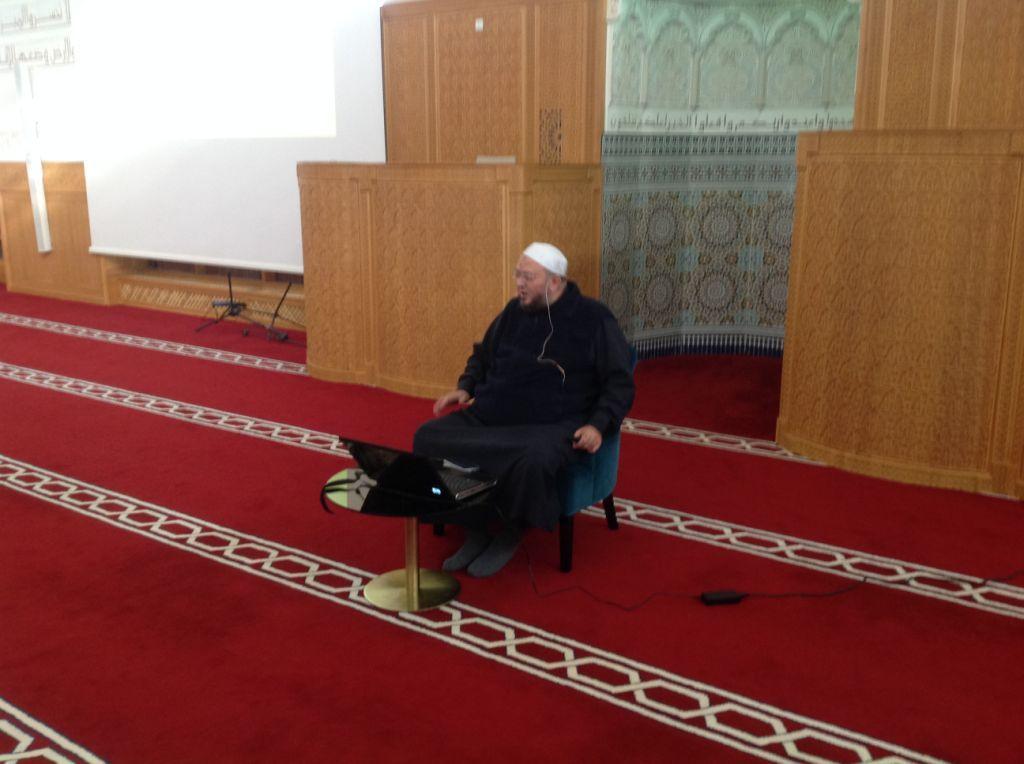 تقرير مصور عن زيارة فضيلة الشيخ الدكتور خالد عبد العليم متولى الدعوية الرابعة الى الدنمرك 2014