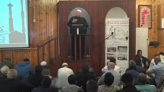 خطبة جمعة (أعزنا الله بالإسلام) بمسجد الوقف الاسكندنافي
