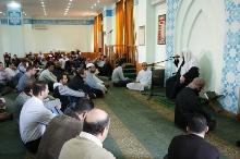 دروس المساجد للشيخ الدكتور خالد عبد العليم في المركز الإسلامي بالعاصمة كييف بأوكرانيا