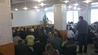 اثر الإيمان  فى حياة الإنسان خطبة لفضيلة الشيخ خالد عبد العليم  فى خاركوف بأوكرانيا بتاريخ ١ ١٠ ٢٠١٠