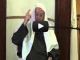 محاضرة الأسرة المسلمة في الغرب في الوقف الاسكندنافي في الدانمرك
