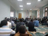 صور لزيارة الشيخ الدكتور خالد عبد العليم لمدينة أوديسا بأوكرانيا