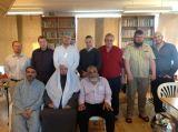 زيارة فضيلة الشيخ الدكتور خالد عبد العليم متولي الثالثة إلى الدنمرك والسويد
