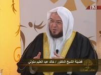 الحاج بعد أداء الفريضة على قناة صانعو القرار